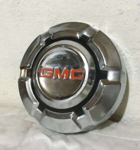 67 72 Gmc Truck C10 1 2 1500 Ton Chrome Wheel Cover Center Hub Cap 10 5