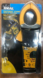 Ideal 61 773 Tightsight Clamp Meter 1000a W Trms Nib