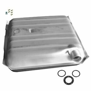 Gas Fuel Tank For 57 Chevy 150 210 Series Bel Air W Square Corners