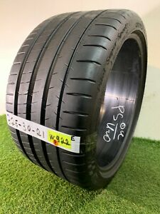 325 30 21 108y Used Tire Michelin Pilot Super Sport 81 8 1 32nds W922