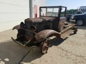 1929 Chevrolet Truck Pickup Rear Axle Assembly 6 cylinder Mt 617347
