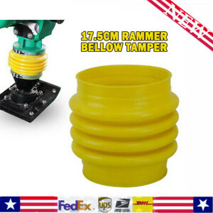Professional Jumping Jack Bellows Boot For Wacker Rammer Compactor Tamper 8 7