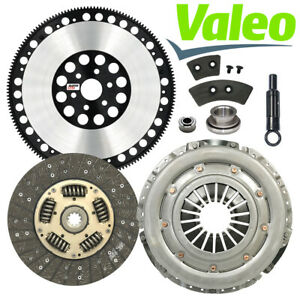 Valeo Fms King Cobra Clutch Kit With Light Flywheel For 81 95 Ford Mustang 10 5