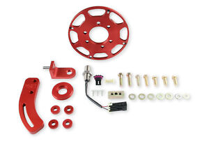 Msd 86101 Hall Effect Crank Trigger Fits Chevy Small Block With 7 Wheel