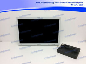 Olympus Oev261h 26 Lcd Surgical Monitor W Adaptor