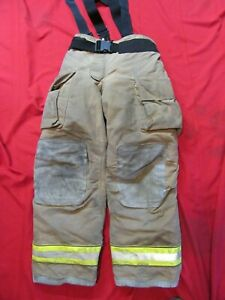 Mfg 2013 Globe Gxtreme 36 X 32 Firefighter Turnout Bunker Pants Fire Rescue