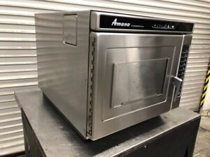 Commercial Microwave High Power Digital Amana Food Cooking Heating Warming 3232