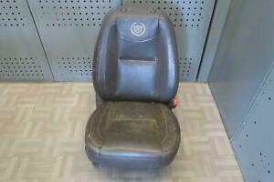 2012 2014 Cadillac Escalade Esv Front Seat Bucket Electric Leather Oem 2013
