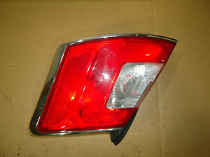 2010 2012 Ford Taurus Limited Rh Right Passenger Side Outer Tail Light
