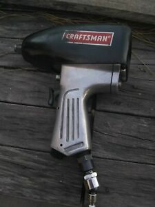 Craftsman 1 2 Impact Wrench Model 875 199870