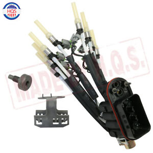 Fuel Spider Injector 217 3029 W Bracket For Chevy Gmc Pickup Truck V8 5 0l 5 7l
