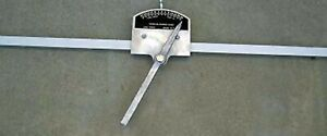 New Front End Wheel Alignment Toe In Toe Out Gauge Lifetime Warranty