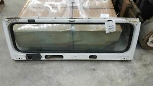 Jeep Yj Wrangler Windshield Frame And Glass Assembly White 87 95 10192