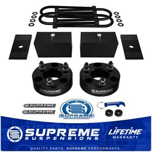 For 2005 2011 Dodge Dakota 2wd 3 Front 3 Rear Full Lift Kit W Alignment Shims