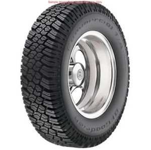 Bf Goodrich 58509 Commerical T a Traction Lt235 85r16 10 120 116q Tires 1pc