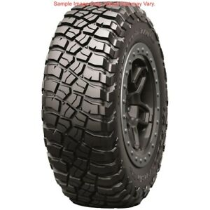 Bf Goodrich 01898 Tire Mud Terrain T A 33x12 5 17 Blackwall E 1pc