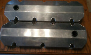 Bbc Engine Valve Cover Fabricated Tall