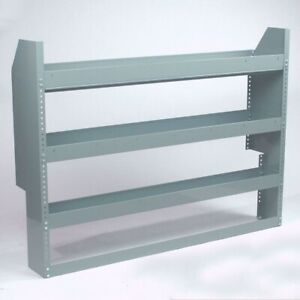 Promaster City Contour Steel Shelving W Open Back 60 w By American Van
