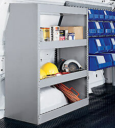 Contour Shelving With Open Back 60 w X 44 h By American Van