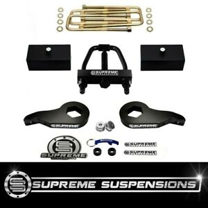 For 1988 1999 Chevy Gmc K1500 4wd 3 2 Inch Full Level Lift Kit torsion Tool
