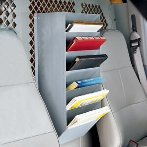7 Tier Book And Map Rack By American Van
