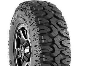 4 New 35x12 50r15 Milestar Patagonia Mt Load Range C Tires 35 12 50 15 35125015