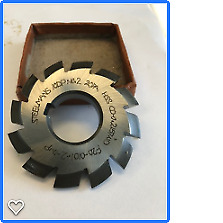 Involute Gear Cutter 10dp 20 pa 2