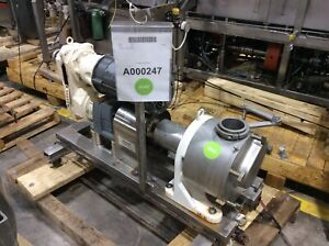 Sine Pump Mr150 S s Positive Displacement Rotary Pump 5hp