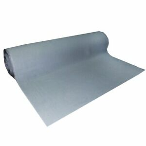 Upholstery Headliner Fabric Foam Backed Replace Drooping Roof Trim 60 X60 Grey