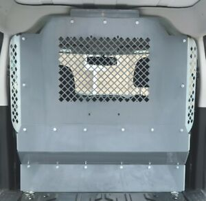 Ram Promaster City Heavy Duty Steel Partition By American Van