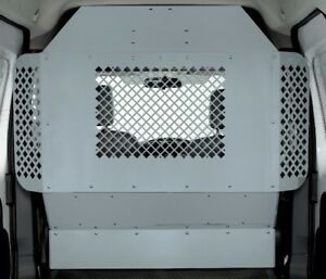 2014 Newer Ford Transit Connect Heavy Duty Steel Partition By American Van