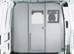 2007 Sprinter Steel Partition For Standard Roof By American Van