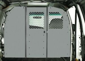 Heavy duty Steel Partition For Chevy gmc Full Size Vans 1996 By American Van
