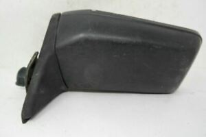 87 95 Subaru Justy Left Driver Side View Cable Mirror Black