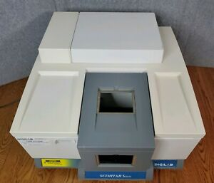 Digilab Scimitar Series Fts 2000 Ft ir Spectrometer Varian S No Glass