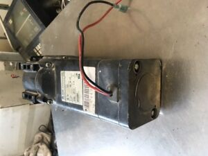Rae 4026012 Dc Motor 90vdc 90 V Dc 4026009 Modified To 30 Rpm