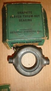 Nors 1929 37 Chevrolet Clutch Release Throw Out Carbon Bearing 837021