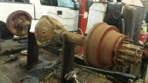 1976 Ford F350 Rear Axle Assembly Drw 4 10 Posi 22674