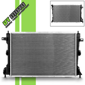 New Aluminum Radiator For Ford Crown Victoria Town Car Grand Marquis 4 6 V8 2157
