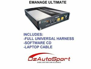 Greddy E Manage Emanage Ultimate Ecu For S13 S14 S15 Sr20 Power Fc Wire In Harne
