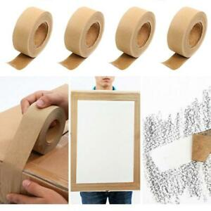 Brown Masking Tapes For Picture Framing And Box Sealing 36mm Wide X 45m Long