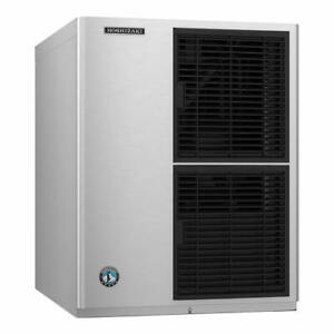 Hoshizaki Km 520maj Air Cooled 22 w Ice Machine Crescent Cube 556 Lb Production