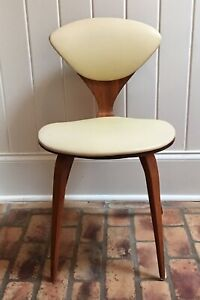 Norman Cherner Chair With Original Labels Free Shipping