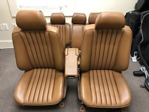 1995 Mercedes benz E320 Wagon Front Rear Seats Used