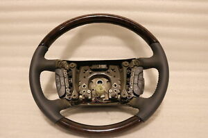 New Oem 2006 2007 Cadillac Dts Tuxedo Blue Steering Wheel
