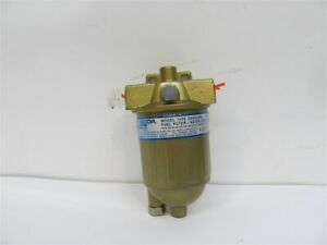 Parker Racor 110a High Pressure Fuel Filter Water Separator
