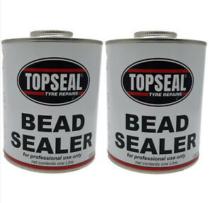 Thick Tyre Bead And Repair Sealer Seal Leaks Between Tyre And Rim Pack Of 2