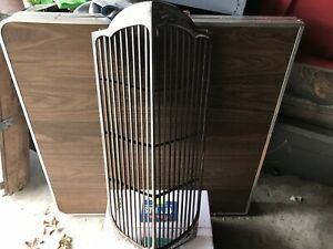 Antique Packard Grill Rare 1939 1940 Local Pick Up Only