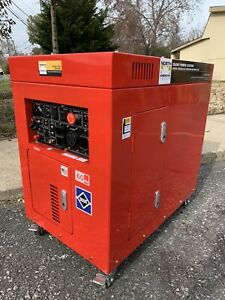Gas Generator Tri Fuel North American Tools Natfg10400