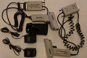 Symbol Ls 2000 Wired Hand Held Barcode Scanner With Extras